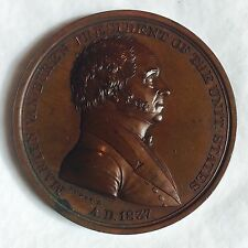 1837 President Martin Van Buren Indian Peace Medal IP- 18 / Coin - Token