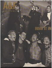 Abercrombie & Fitch 1998 Christmas Catalog A&F Quarterly Winter Bruce Weber