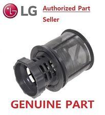 LG Dishwasher Wash Mesh Filter Set - Part # 5231DD2001A 5231DD2001B