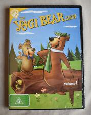 The Yogi Bear Show Cartoon Volume 1 DVD Region 4 Brand New Sealed