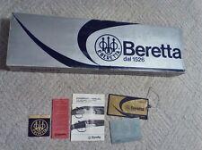 ORIGINAL Box for a Beretta  dal 1526    over and under Gold Shotgun