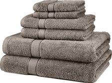 NEW! Egyptian Cotton Towel Set 725 Gram 6 Piece Sets Kitchen Bath Home Goods