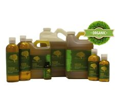 Gallon Liquid Gold Premium Neem Oil Pure & Organic for Skin Hair and Health
