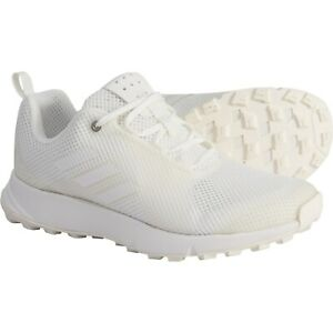 Adidas Outdoor BC0511 TERREX TWO W NON-DYED WHITE  Sz 7.5  TRAIL RUNNING SHOE