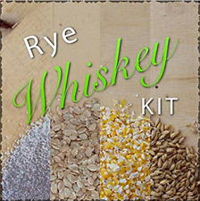 RYE WHISKEY INGREDIENT KIT AND RECIPE