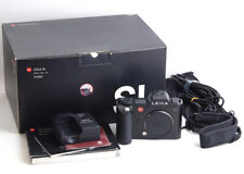 EX+ in box Leica SL Typ 601 24MP Mirrorless Digital Camera Body 10850