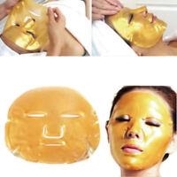 Gold Collagen Bio Crystal Face Skin Anti Ageing Wrinkle Moisturizing Face Mask