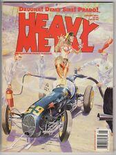 Heavy Metal Magazine  #142  Adult Fantasy  VFN/NM