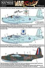 Kits World Decals 1/72 SHORT SUNDERLAND Mk.I Flying Boat Part 1