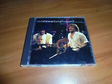 Unplugged...and Seated by Rod Stewart (CD, 1993, Warner Bros.) Used ORG Pressing