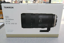 Canon Tamron AF 70-200mm F2.8 Di VC G2 Lens AFA025C-700 (Refurbished by Tamron)
