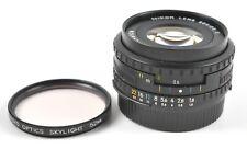 Nikon NIKKOR 50mm f1.8 Series E AIS pancake Lens  -  JAPAN