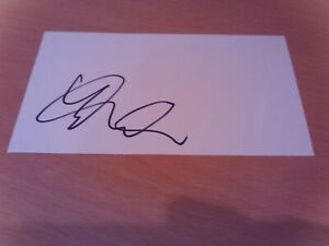 signed card of nottingham forest new signing jack colbeck