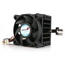 StarTech Com 50 X 41 Mm Socket 7 370 CPU Cooler Fan With Heatsink and TX 3 and LP 4