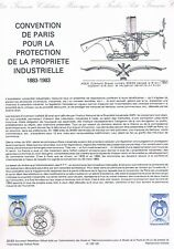 Document Officiel   1983 20   Convention Protection Industrielle  Yv N° 2272