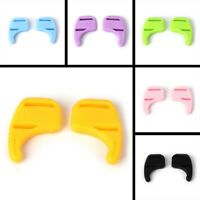 4 Pairs Silicone Glasses Ear Holder Anti Slip Grips Kids Hooks Temple Fix Tip