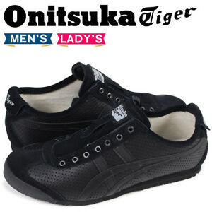 Onitsuka Tiger Unisex Mexico 66 Leather Upper Casual Sneakers Size US 12 - UK 11