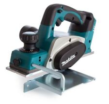 Makita DKP180Z Cordless Planer- 82mm, 18V