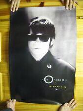 Roy Orbinson Poster Mystery Girl The Traveling Wilburys Wilbury's