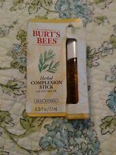 Burt's Bees herbal complexion stick 0.26 oz