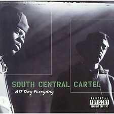 SOUTH CENTRAL CARTEL-ALL DAY EVERYDAY  CD NEW