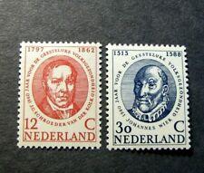 Netherlands Stamp Scott# 383-383 Mental Health Year-Kolk,Wier 1960  MH L277