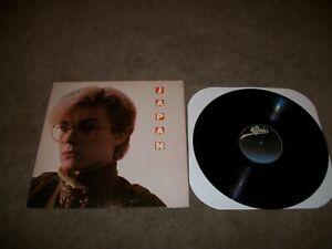 Japan - Japan Self Titled Vinyl LP Epic ARE 37914 - NM VINYL