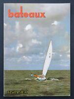 Revue magazine BATEAUX n° 93 février 1966
