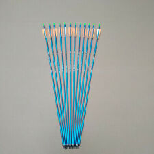 """Hunting 33"""" Aluminum Arrows Spine 500 Archery for Compound Bow"""