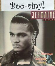 MODERN SOUL LP POP * EX * 80 S UK JERMAINE STEWART Say it again Nr Comme neuf