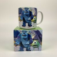 Disney Classics Collection Monsters Inc 2009 Wrapped Vintage Mug Rare New/Boxed