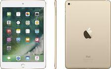 NEW Apple iPad mini 4 128GB Wi-Fi 7.9in Gold MK9Q2LL/A Sealed