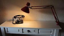Ledu Sweden Klemm- Tischlampe Büroleuchte  Architektenlampe Lampe Vintage '70s