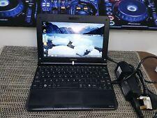 """C1174 Toshiba NB200 - 11l Netbook 10.1"""" Intel Atom 1GB Ram 160 Gb Hdd Webcam Wifi"""