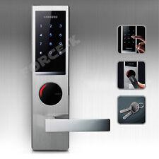 SAMSUNG Keyless Lock SHS-H630 Digital Doorlock Passcode RFID Mechanical Key 3Way