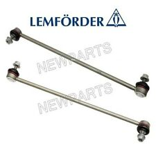 For BMW E60 E61 535xi Set of 2 Front L+R Sway Bar End Links OEM Lemforder