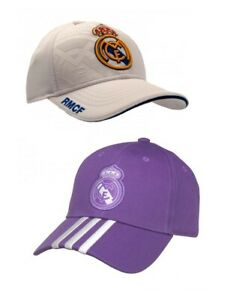 Official Real Madrid FC Baseball Cap Summer Hat Football Club Team