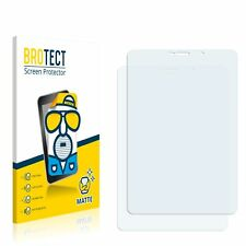 2x Samsung Galaxy Tab 7.7 P6800 Display Schutz Folie Matt Entspiegelt