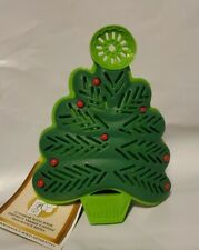 Yankee Candle Holiday Tree Scent Plug Base Holder Diffuser NEW Christmas