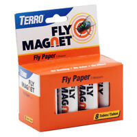 TERRO  Fly Magnet  Fly Trap  8 pk - Pack of 4
