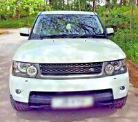 Range Rover Sport High Spec In White SUV 2010, L320 Facelift 3.0 TD V6 HSE 5dr