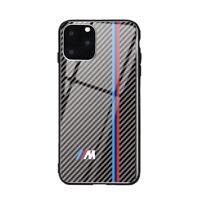 Für iPhone 11 | 11 PRO | MAX Carbon Case AMG | M-Power | S-Line Hülle Automotiv