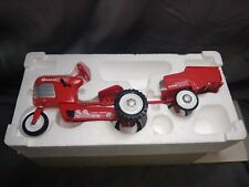 New ListingHallmark Kiddie Car Classic Qhg9004 Murray Red Tractor and Trailer