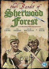 THE BANDIT OF SHERWOOD FOREST DVD (CORNEL WILDE) BRAND NEW & SEALED )
