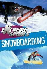 New listing NEW EXTREME SPORTS SNOWBOARDING CHAMPS DVD - FREESTYLE RAILS,HALF PIPE BIG AIRS