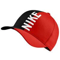 New Nike Golf Hat Majors Classic 99 Aerobill Adjustable Black BQ1314-011
