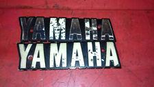 Yamaha XS 400 650 750 SE Tank Emblem gas fuel pedrol tank badges