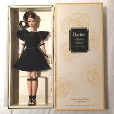 BARBIE IDC 2016 ITALIAN CONVENTION SILKSTONE LITTLE BLACK DRESS NRFB - platinum