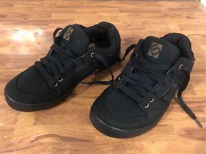 Five Ten Freerider MTB Shoes UK Size 10.5 - Black