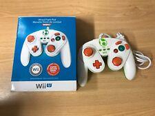 NINTENDO Wii U : manette filaire de combat yoshi